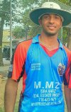 Essequibo Skipper Azurdeen Andy Mohammed scored 99 in vain