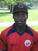 Troy Mars was the first to fifty for the Academy, coming in the Sixes made it more special