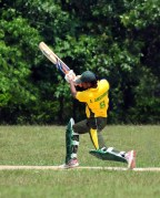 Amsterdam picked up 3 wickets for 9 runs, and scored 31 to lead ACA to Asia Tribune T20 final