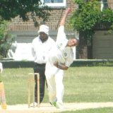 Greg Robinson wrecked Wanderers with four wickets, for ACA