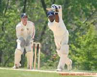 Richie Sieuchan, Leading EACA run scorer with 494 runs