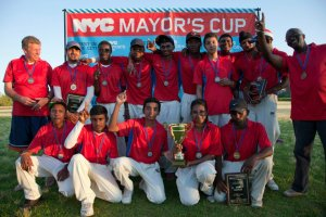 2014 NYC Mayor's Cup Champs, Queens All-Star