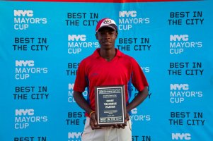 US National Under-19 Batsman Randall Wilson to Lead defending Champs Queens I in NYC Mayors's Cup