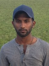 Zafar put in a match winning performance with figures of 8-0-23-4 and 35 with the bat