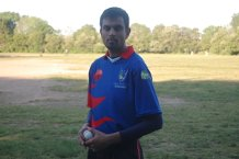 Liberty Captain Danesh Deonarain, led his side to victory with an unbeaten 45