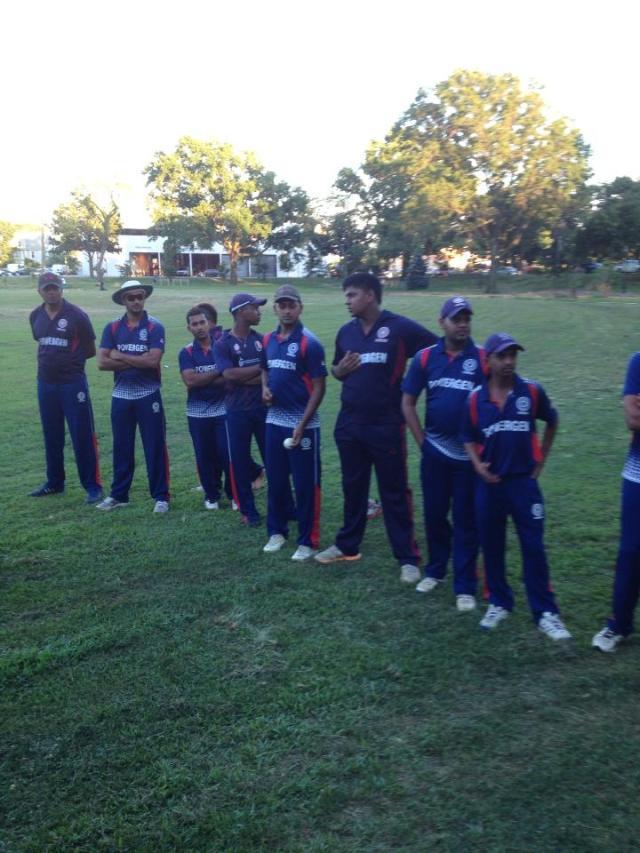 Trinidad and Tobago 2013 Champions, Powergen Sports, at Baisley Pond, New York