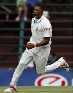 Mahkhaya Ntini the most successful Black African player since readmission