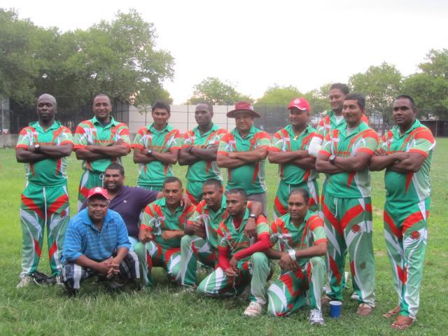 Richmond Hill CC, EACA Twenty20 Blitz Champions 2013