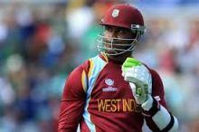 West Indies batsman Marlon Samuels