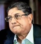 BCCI's Head Honcho, N. Srinivasan, Big 3 Mastermind