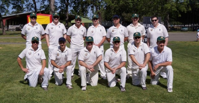 Napa Valley C.C. Australia/America Team