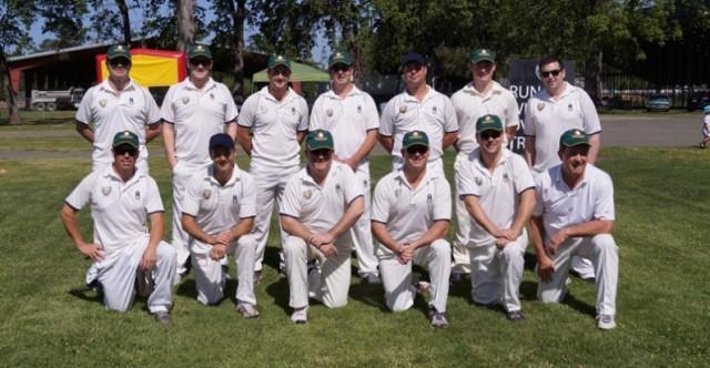 Napa Valley C.C. Australia/America Team