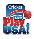 cricket let's play usa
