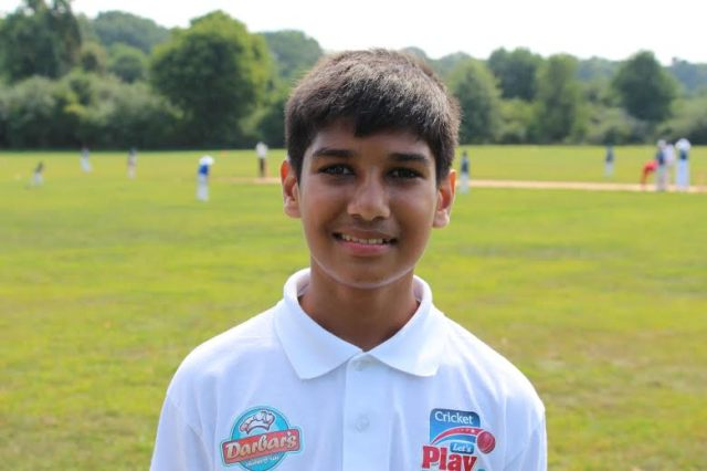 CLPUSA U-13 Left-Fast Bowler copped the Most Wickets for the New Yorkers, which did not include two wickets bowled off the free hit deliver