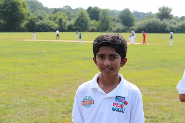 """CLPUSA U-13 Off Spinner is only half of a developing """"Spin-Twin"""""""