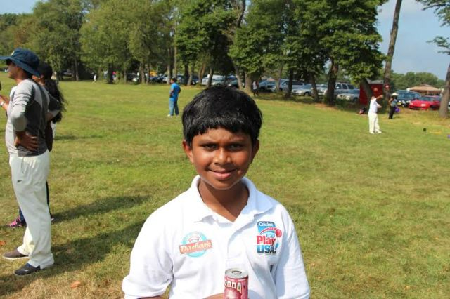 CLPUSA U-13 Fast Medium Bowler provider adequate support to the striker bowler as will as holding up his end down the order with the bat, he is also a top Pitcher in U-11