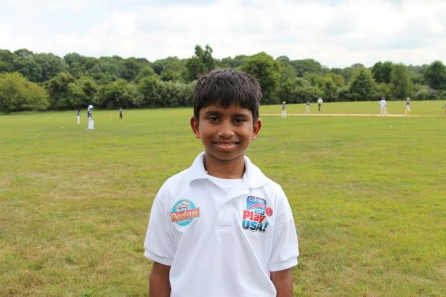 CLPUSA Opening Batsman batted 10 overs plus no coach can ask for more