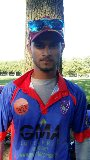 Altaaf Habibulla top scored with an unbeaten 67 against Victory CC