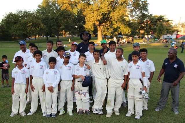 Team New York, Cricket Let's Play USA