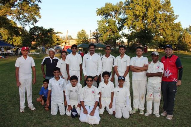 Team CRICMAX U-15