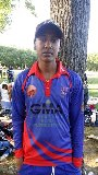 Leon Mohabir picked up 5 for 28 off 7 overs during Sept 21st's double header
