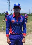 Francis Mendonca led the batting with 57 against NY Centurion