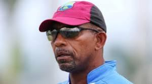Former West Indies Coach, Phil Simmons